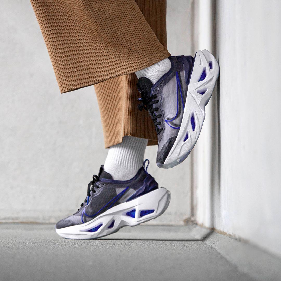 Estadísticas restante Decremento  Nike Wmns Zoom X Vista Grind Frauenschuh grau / blau / weiß | Chaussure  mode, Chaussure, Mode