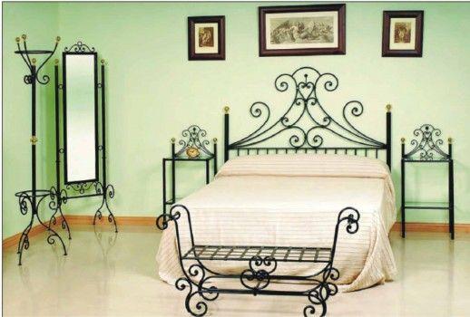 muebles en hierro forjado - Buscar con Google | HIERROS DE ENSUEÑO ...