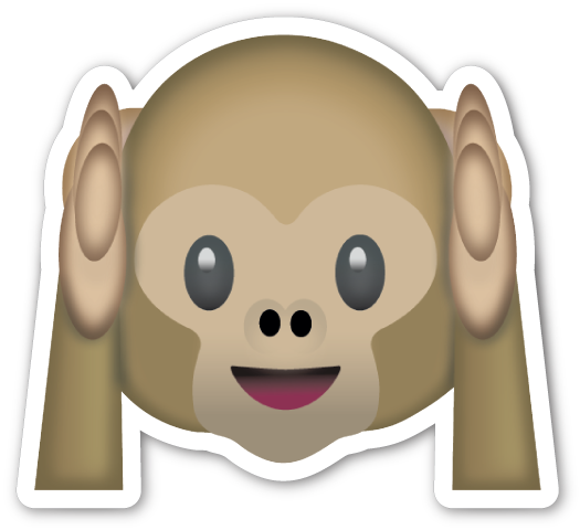 See No Evil Monkey | See no evil, The emoji and Emojis