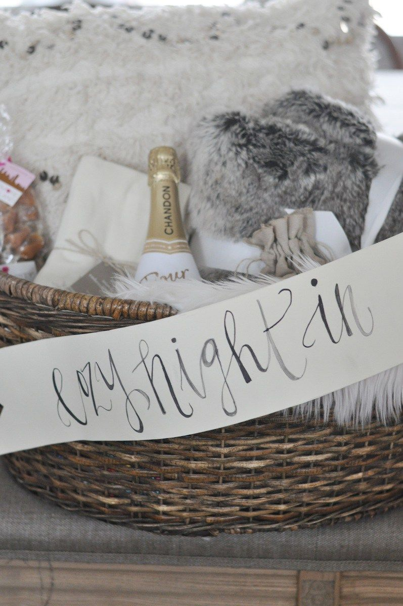 Giveaway! A Cozy New Year's Eve In | Date night gift ...