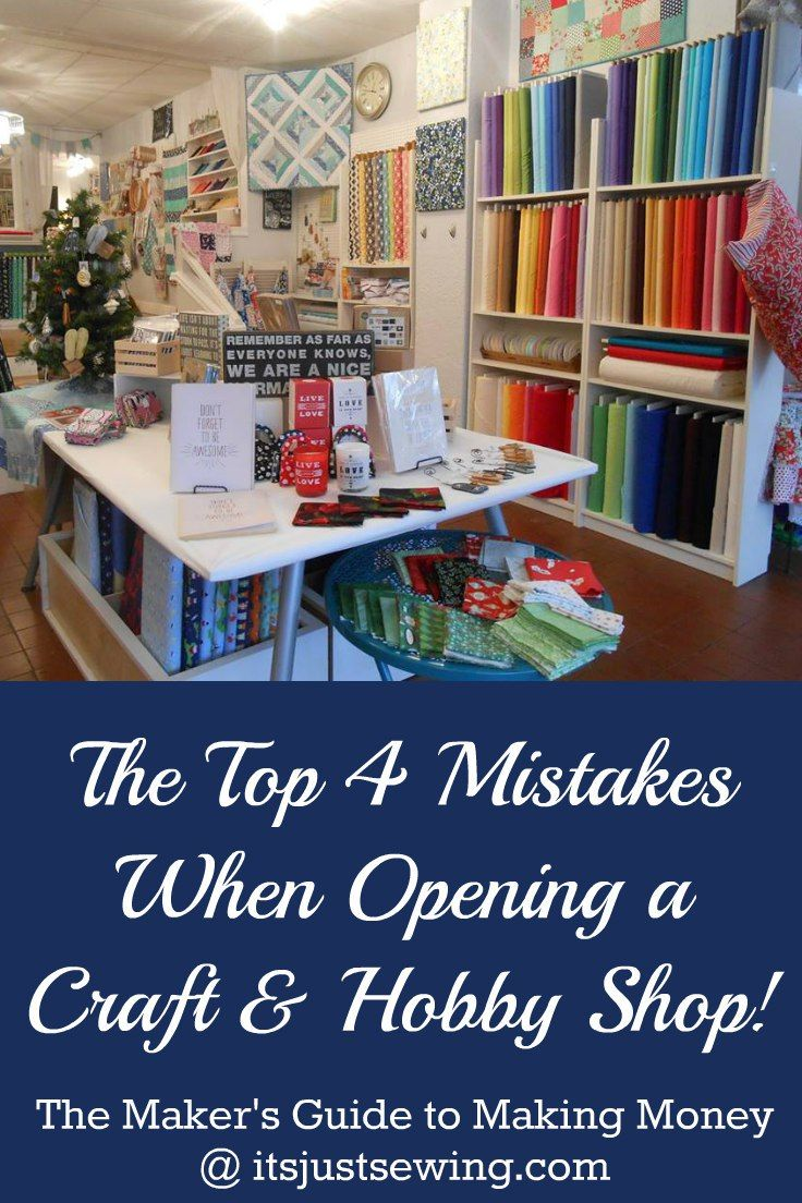 Don T Make The Same Mistakes I Made Please It S Just Sewing Fabric Shop Display Quilt Shop Displays Fabric Store Displays