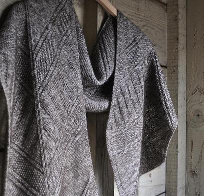 Architexture scarf knitting kit fingering yarn yarns and scarves architexture scarf knitting kit malvernweather Gallery