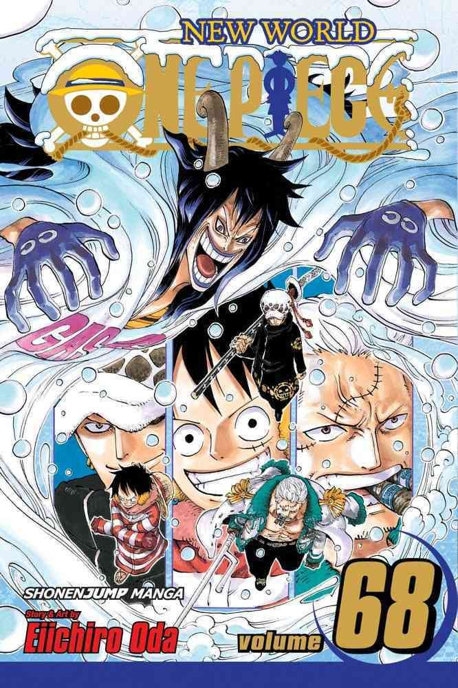 One Piece 68 Pirate Alliance Paperback Overstock Com Shopping The Best Deals On Comics And Graphic Novels One Piece Manga One Piece Anime Manga Covers