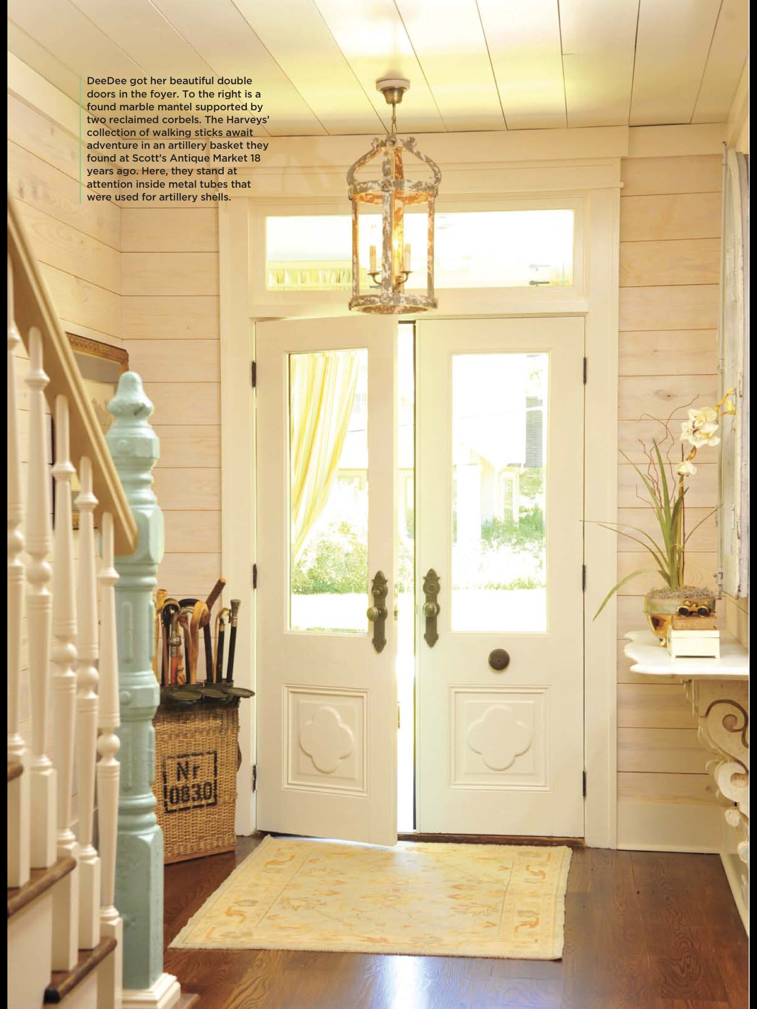 Love The Window Above The Door For The Home Farmhouse Renovation Farmhouse Old