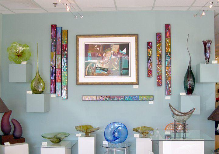 Robin Evans Studio - glass art