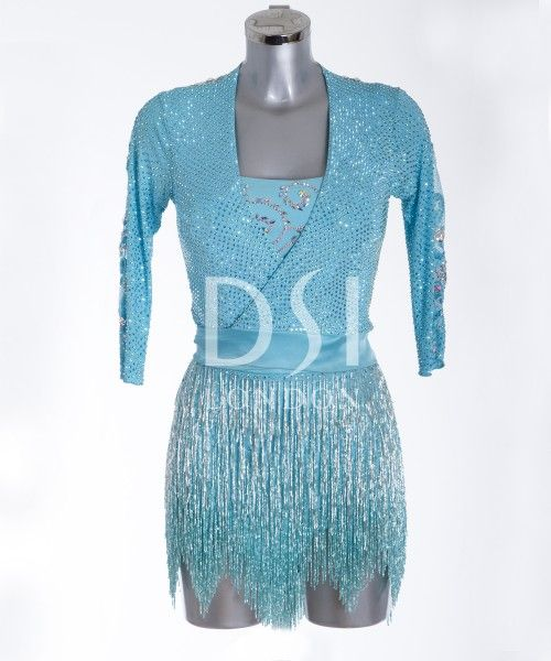 As worn by Kellie Bright on Strictly Come Dancing 2015 ...
