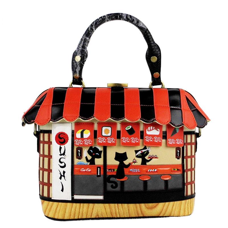 e783777b24 Sushi Cat Handbag