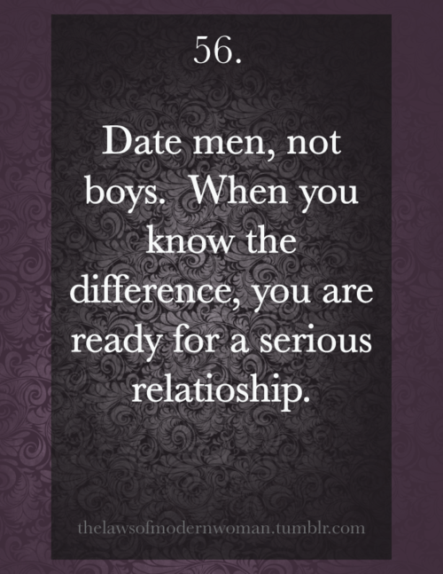Dating an older guy quotes