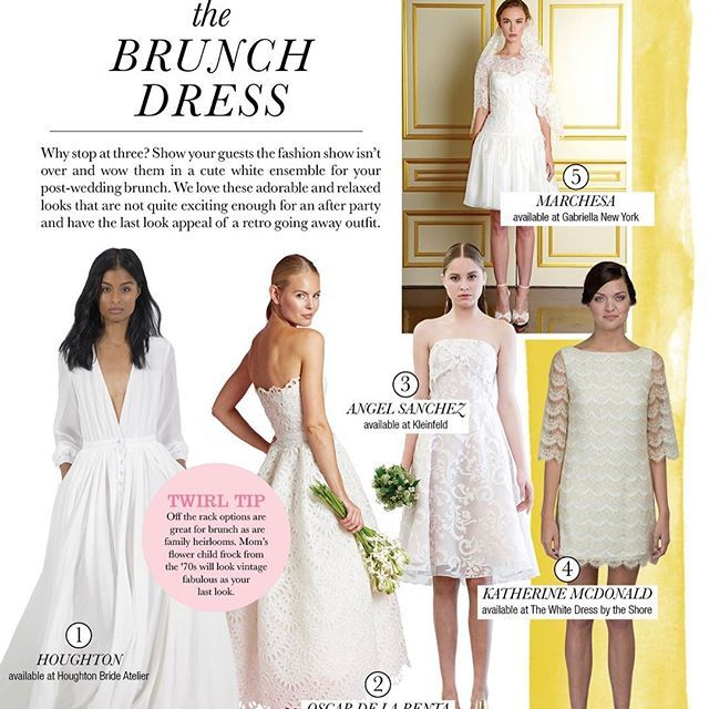 One Of My Favorite Fashion Layouts I Designed For A Selection Dresses To Wear Your Post Wedding Brunch Ps Dress Reminds Me Friends When