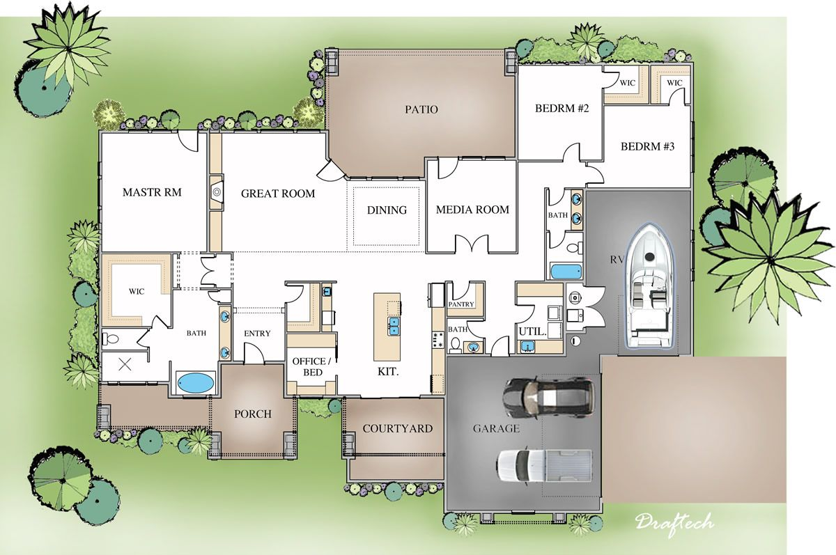 The Selkirk 2014 Boise Parade Home Syringa Construction Open Space Living Great Rooms Floor Plans