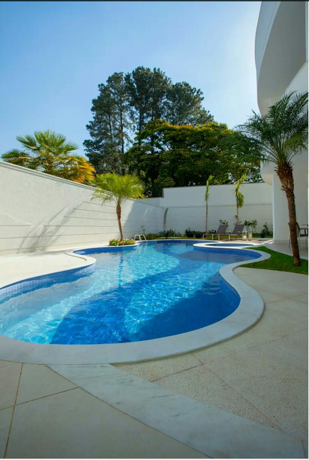 50 Best Inspirational Backyard Swimming Pool Design Ideas 50