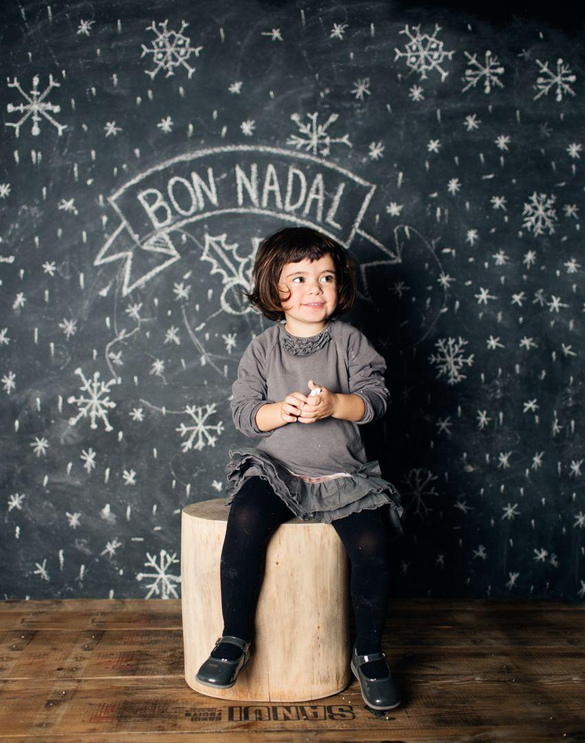 Sesión fotos de Navidad