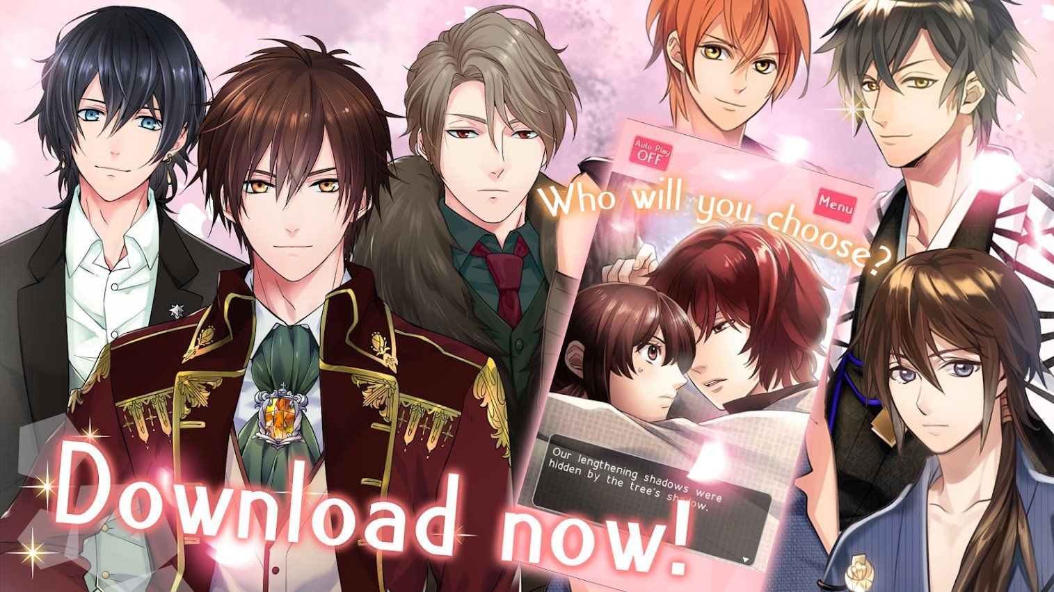 19++ Otome apps info