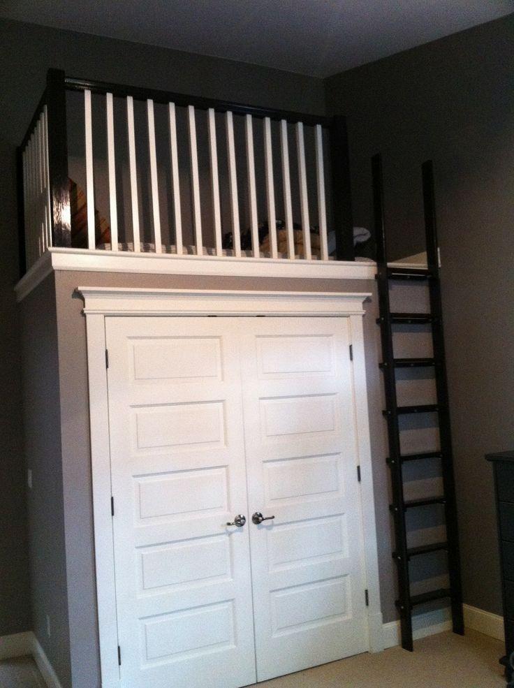 Small Closet Remodel
