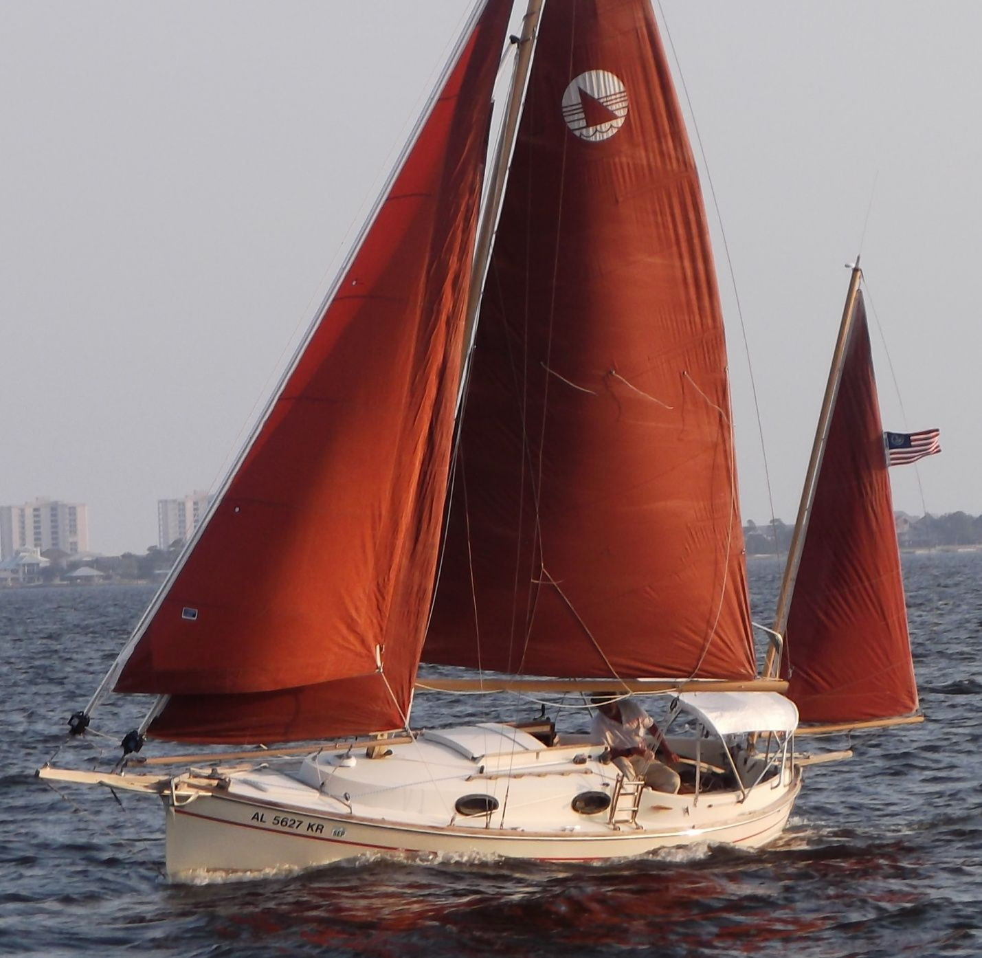Rob Roy Yawl 23 - modified to cutter rig | RV,Campers & Boats in
