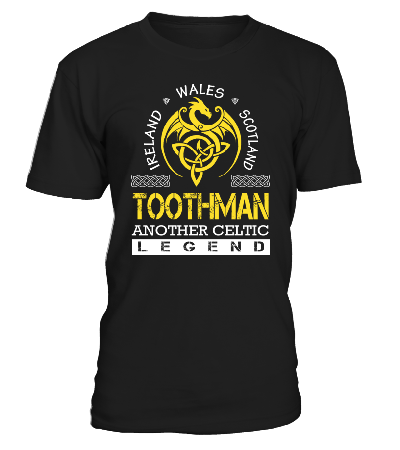TOOTHMAN Another Celtic Legend #Toothman
