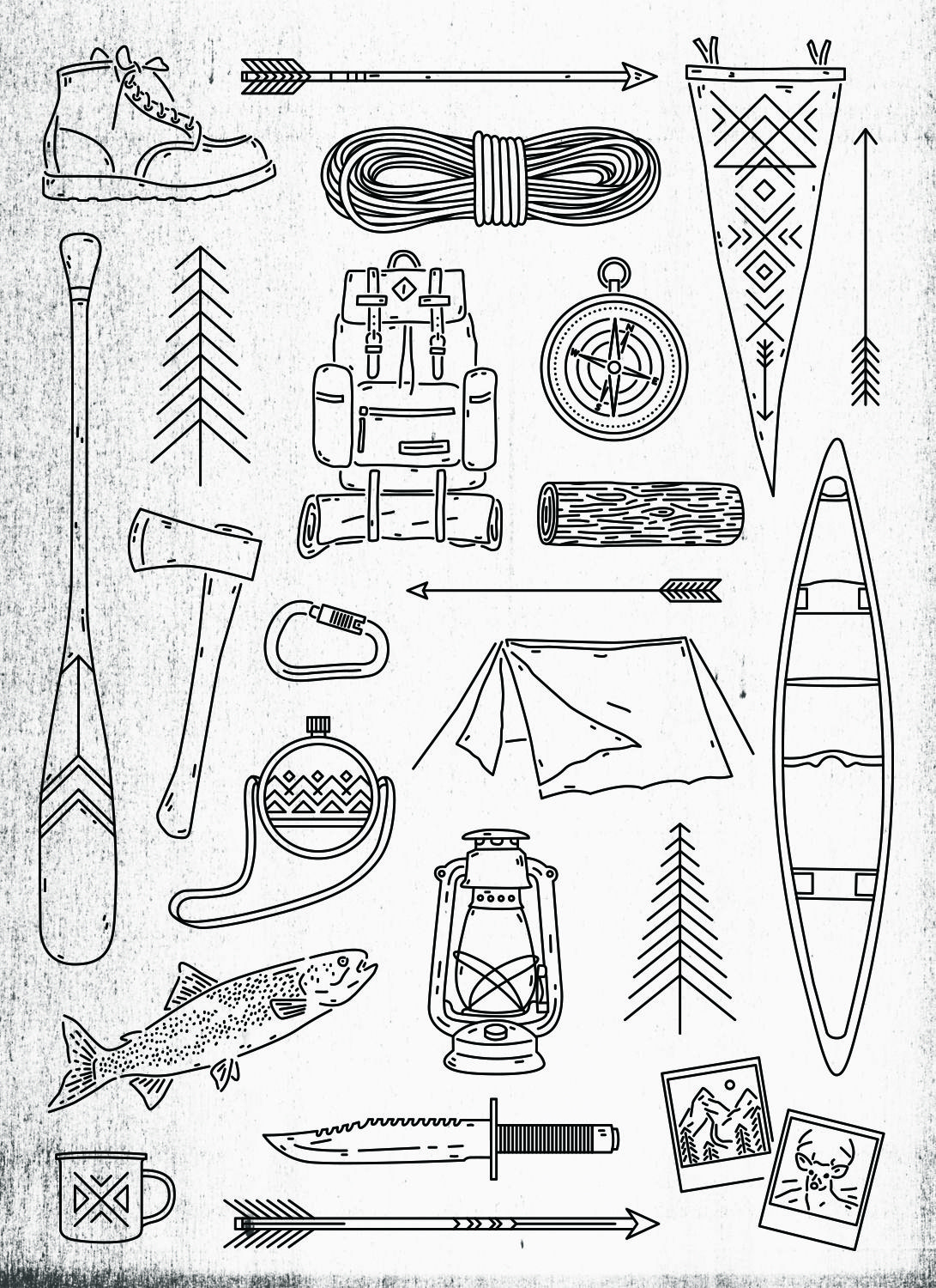 camping print by zachary smith view fullsize here buy here