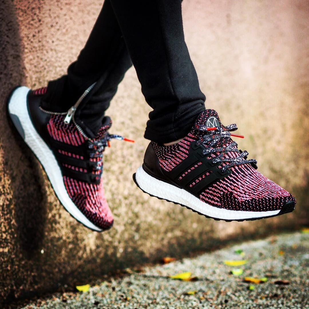 """adidas Ultra BOOST 3.0 """"Chinese New Year"""" Sneakers"""