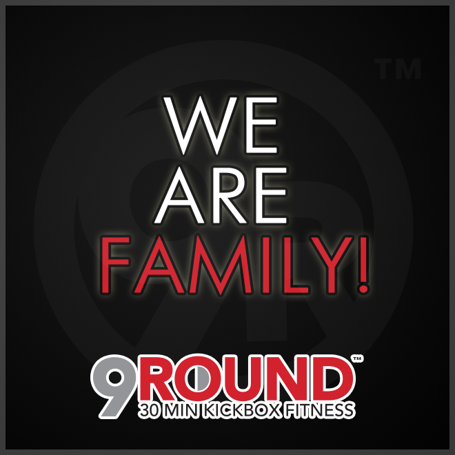 We'd like to give a BIG Shout Out to all the faithful 9Rounders out there! We are PROUD you are a part of the #9Round Family!  How long have YOU been a #9Rounder?#9RoundOrangeville #WeAreFamily #FullBodyWorkout #NoClassTimes