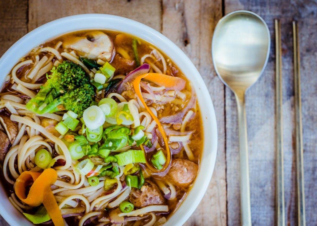 Healing Miso Soup