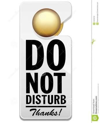Image Result For Do Not Disturb Just Married Disturbing