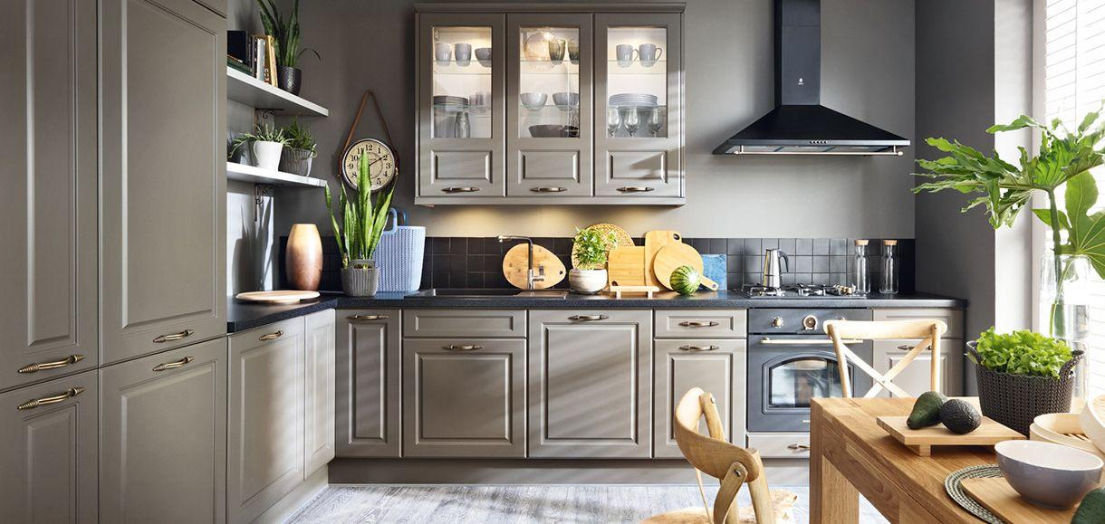 Black Red White Meble I Dodatki Do Pokoju Sypialni Jadalni I Kuchni Promocje Kuchnie Bez Vat Kitchen Design Kitchen Furniture