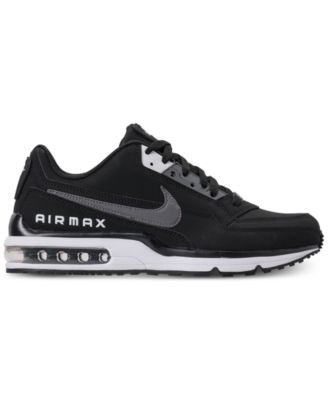 Nike Men s Air Max Ltd 3 Running Sneakers from Finish Line - Black 11.5 81ad3302f