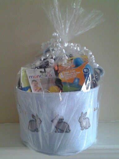 6 month old easter basket for a baby boy gift basket ideas 6 month old easter basket for a baby boy negle Image collections