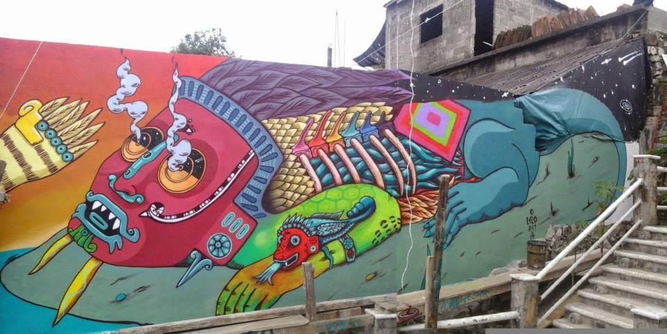 Throw Ups By Lelotzin - Puebla (Mexico)