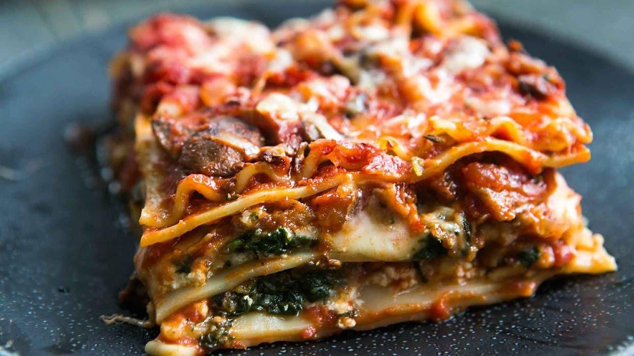 Lasagne Idee Recette.Recette De Candice Idees De Lasagnes Cuisine Recette