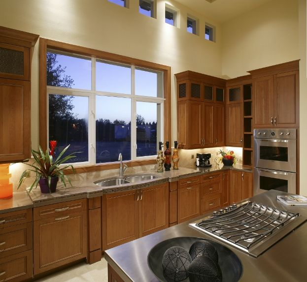 Cabinet Refacing Cost: How To Decorate A Kitchen Counter