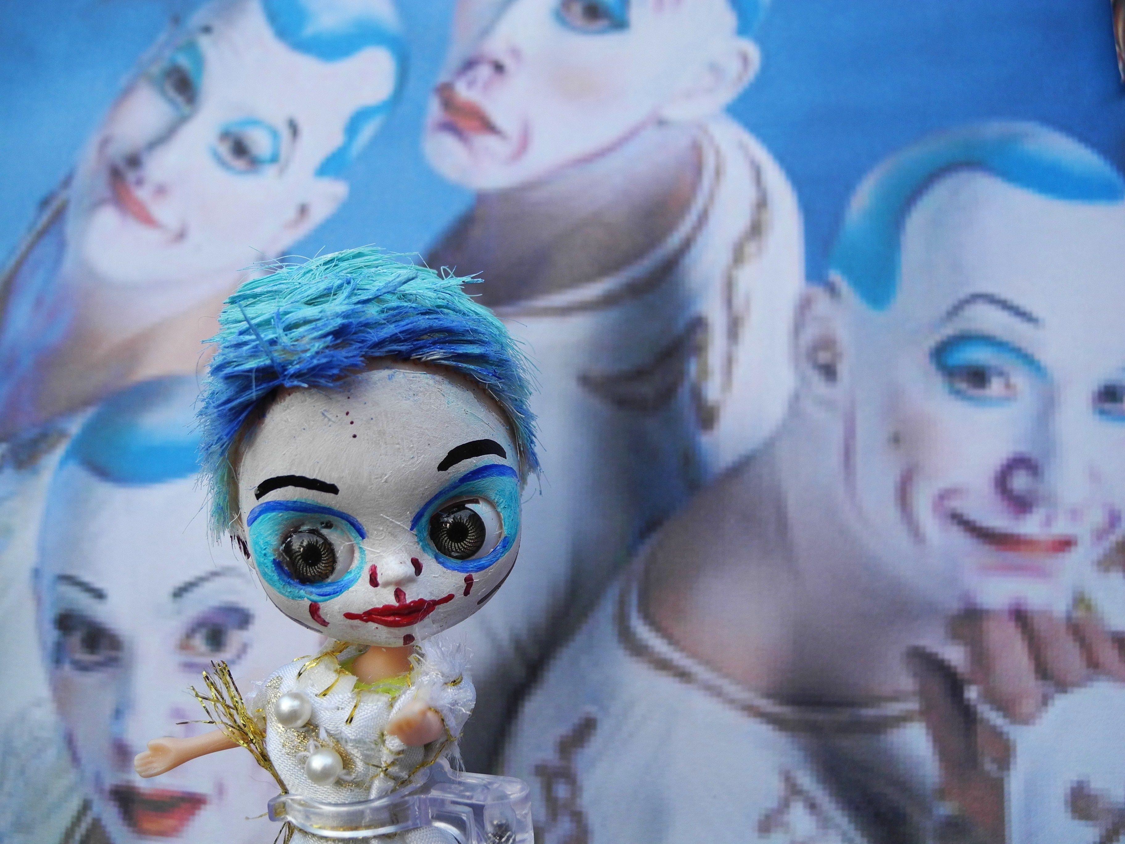 Cirque du Soleil,  La Noubia La con