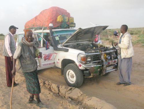 Der er lang vej fra Addis Ababa til Asmara | De Berejstes Klub