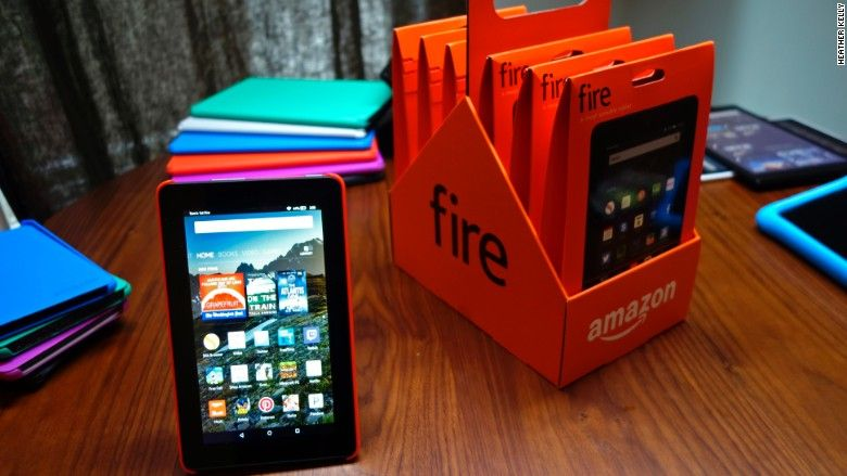 Amazon just made a $50 tablet   Computer Club   Stuff to buy