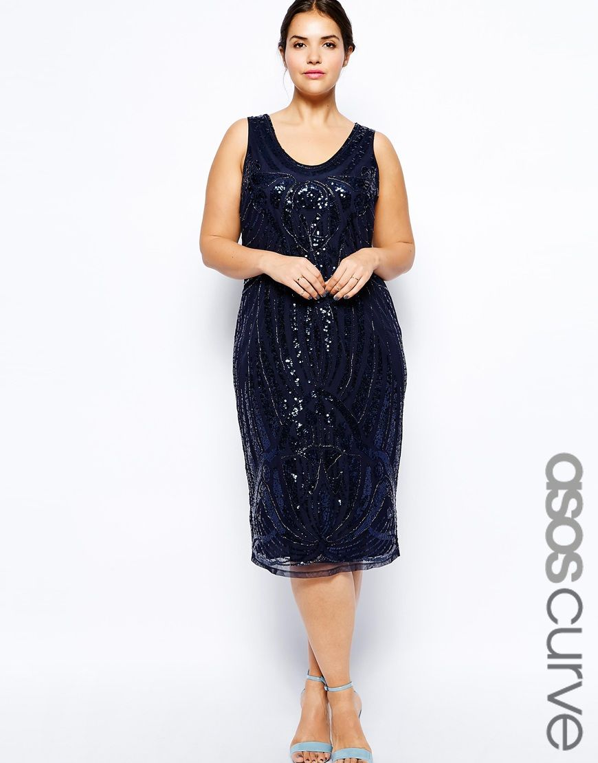 Shop 1920s Plus Size Dresses And Costumes Asos Curve Costumes And
