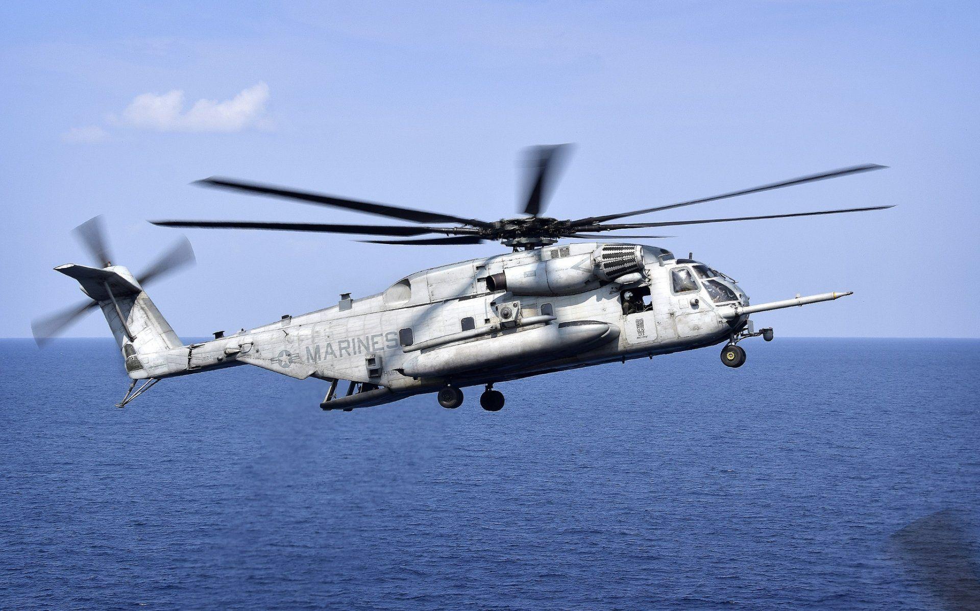 2048x1277 Sikorsky Ch 53 Sea Stallion Imágen De Fondo De
