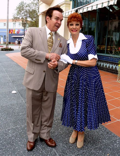 Lucy And Ricky Ricardo Ben I Need Something To Wear This Lol