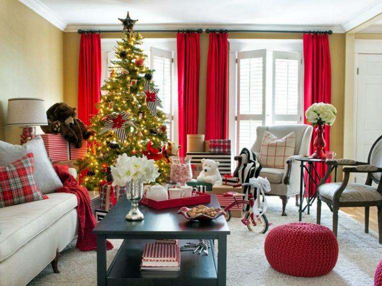 decoracion navidad y ms de 40 propuestas asombrosas para el 2016 - Navidades Asombrosas