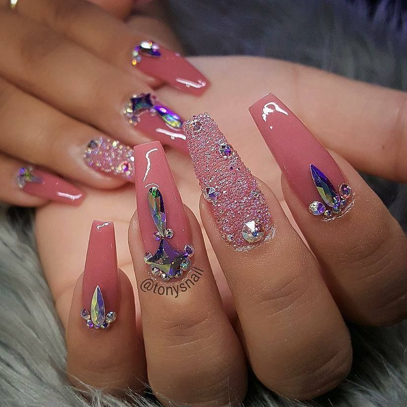 The Best Christmas Nail Art From Instagram: Pin By Tabitha J On Life Unlimited..!!!