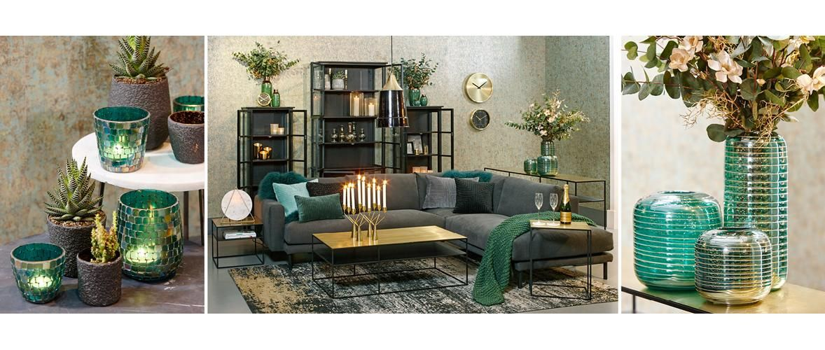 home » LifeStyle - Home Collection | Groentinten