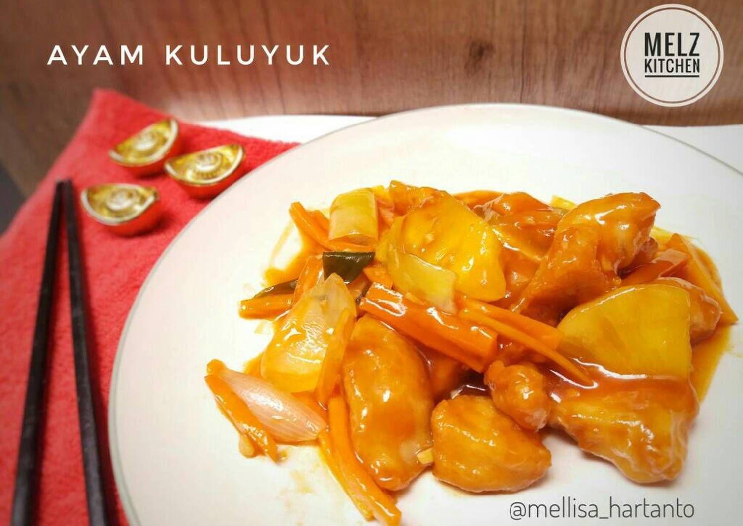 Resep Ayam Kuluyuk Warisan Nenek Oleh Melz Kitchen Resep Resep Ayam Resep Masakan Indonesia Resep Masakan