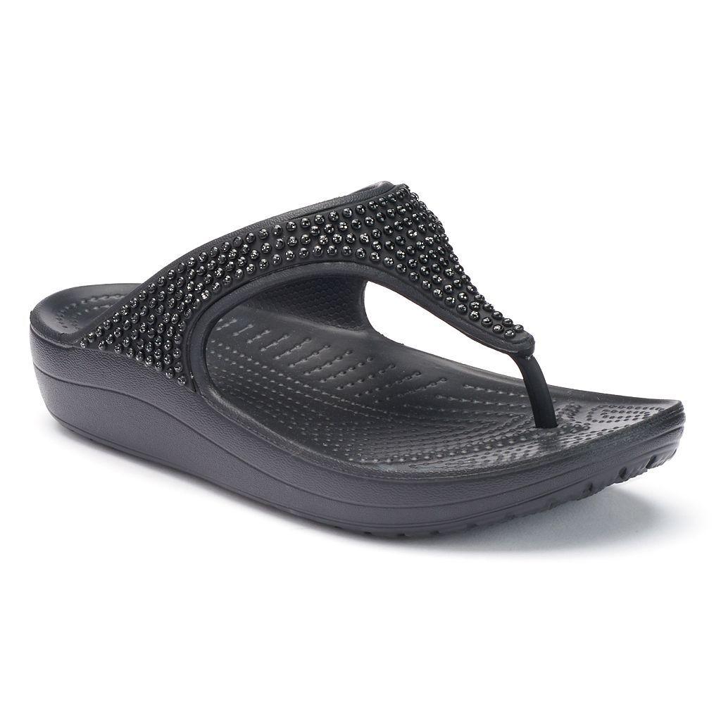 38f14767cfd Crocs Sloane Women s Platform Flip-Flops