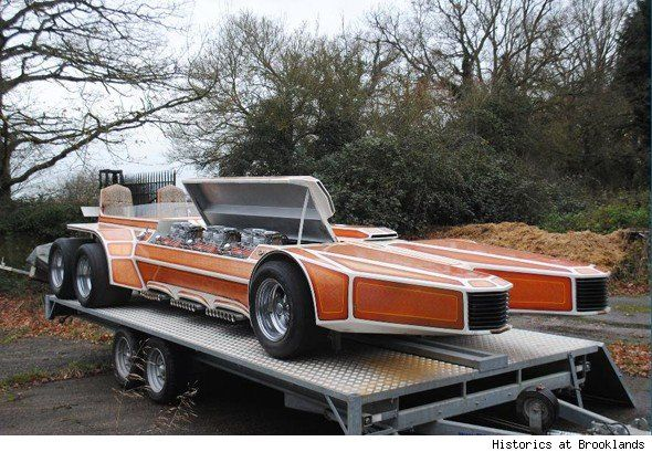 The Snake Pit Built By George Barris Jay Ohrberg Harry Bradley