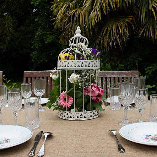 Large bird cage wedding decoration 29 cm bestdayever httpswww large bird cage wedding decoration 29 cm bestdayever https junglespirit Choice Image