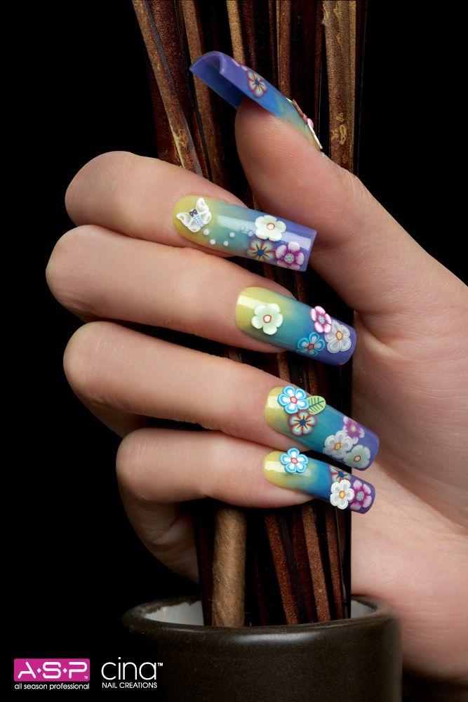 Cina Nails Petal Pusher Nails Nailart Nail Looks Pinterest