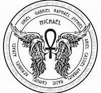 Arch angel symbol