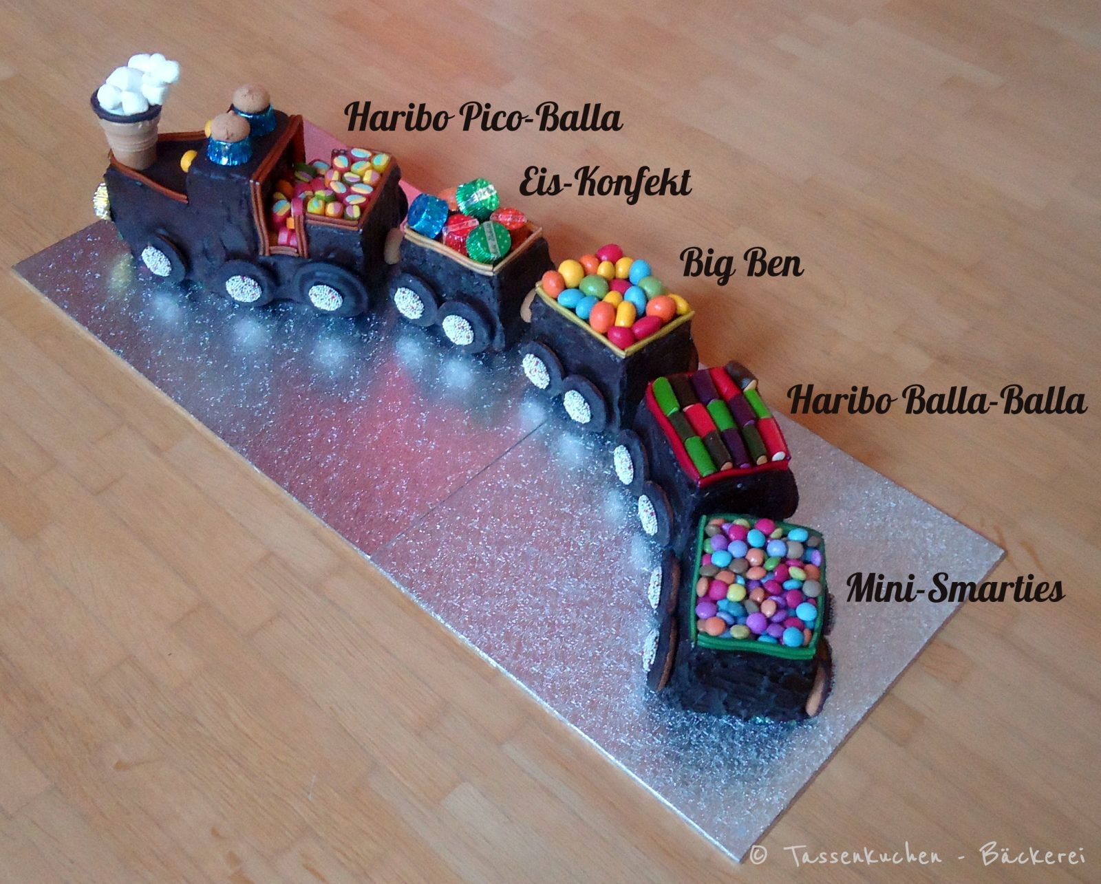 Tassenkuchen Backerei Eisenbahn Kuchen Cake Inspirations