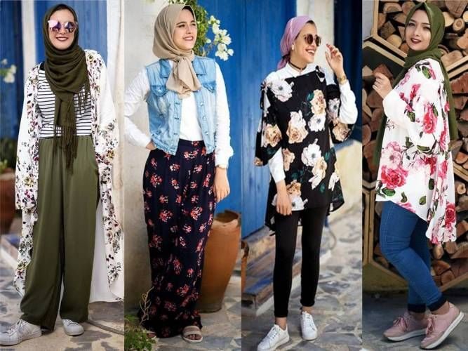 265d2d223436 Trendy hijab style for 2018 – Just Trendy Girls | Hijab outfit in ...