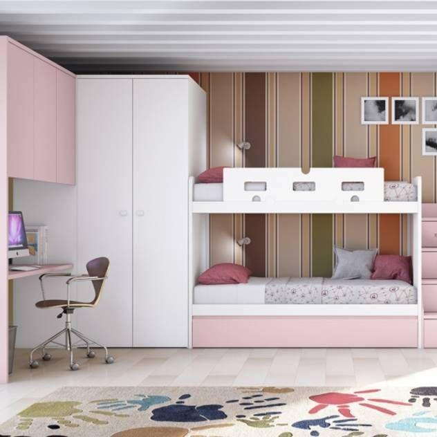 Dormitorios infantiles ideas dise os e im genes todo for Diseno de habitaciones infantiles