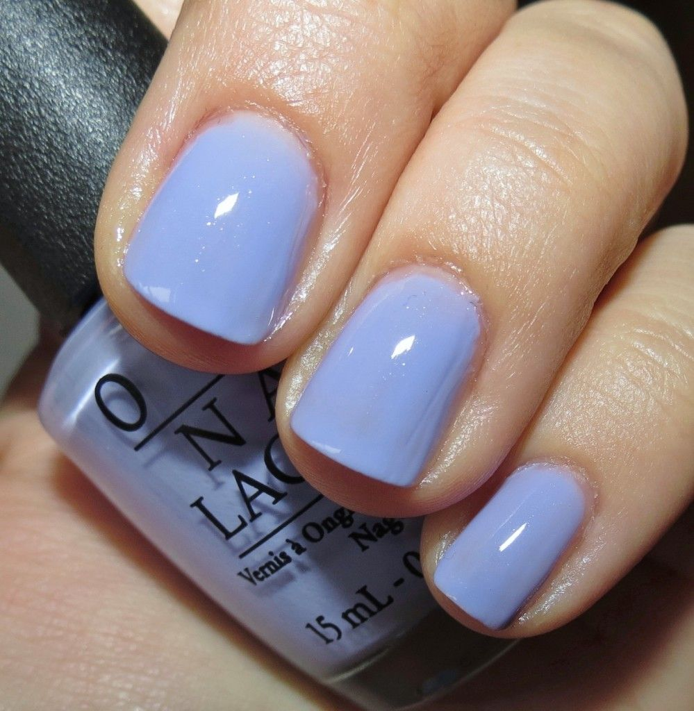 OPI Euro Centrale Nail Polish Collection Swatches & Review ...